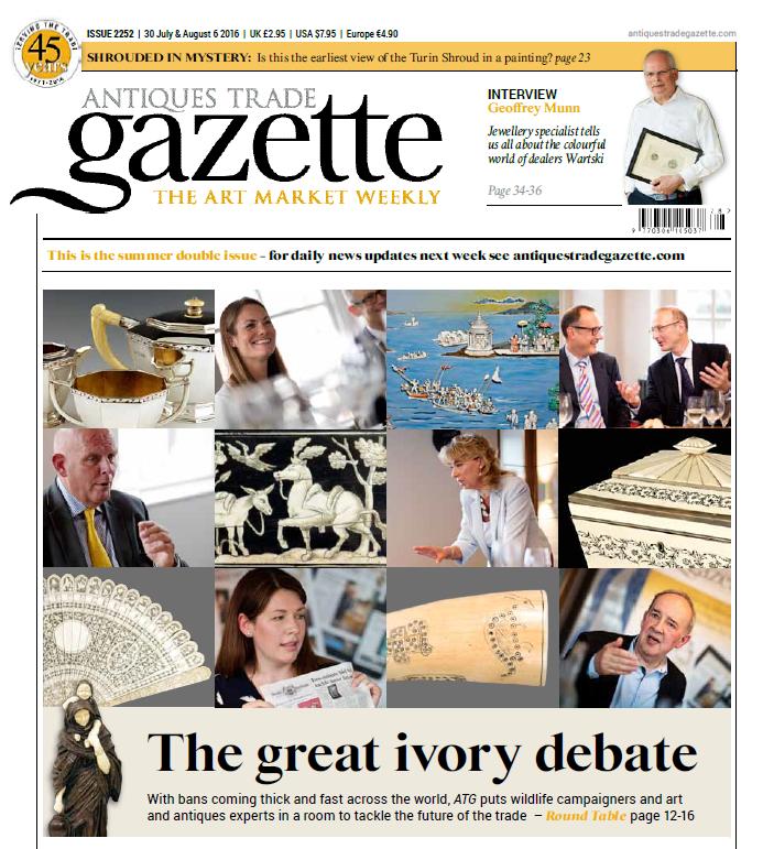 Antique Trader Gazette